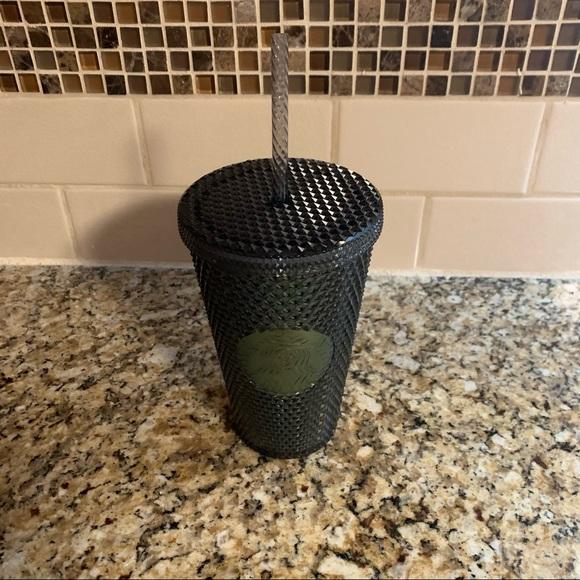 Starbucks black Iridescent Studded tumbler SOLD